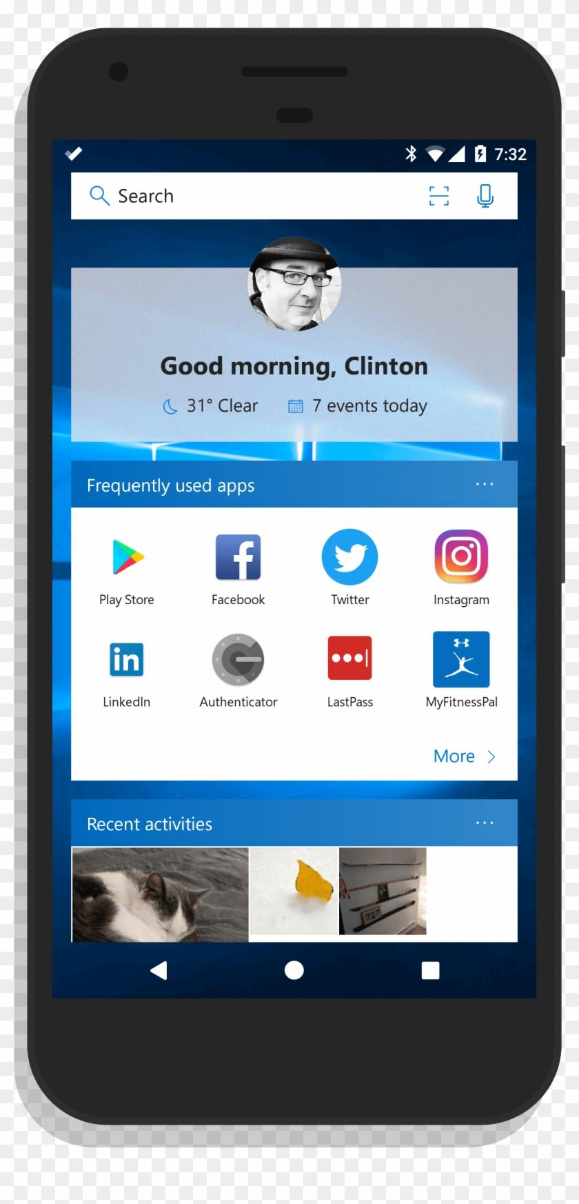 Transparent Launcher App - Facebook Like, HD Png Download