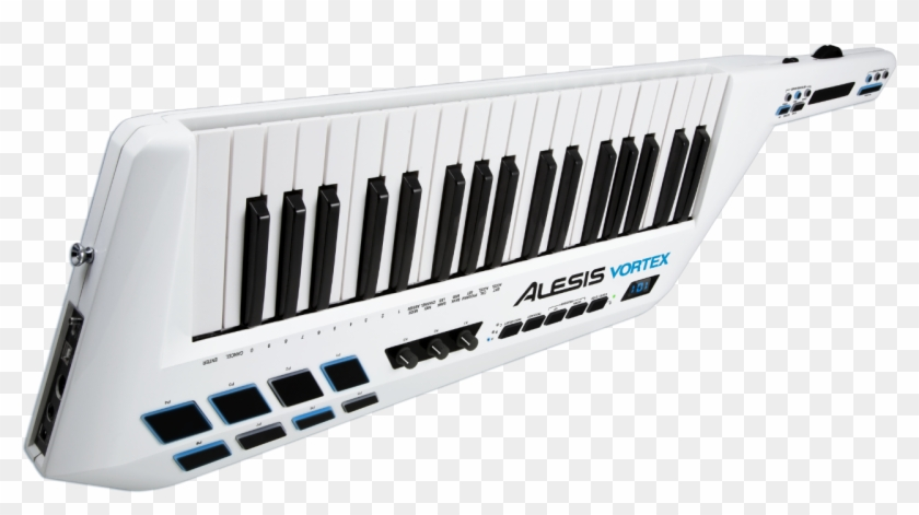 Alesis Vortex Wireless White, HD Png Download - 1280x658(#53555