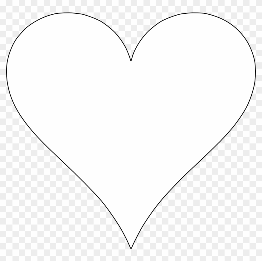 photo regarding Free Printable Hearts identified as All those Cost-free Printable Middle Condition Templates Are Out there
