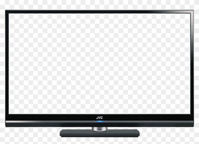 Screen Clipart Tv Icon - Lcd Png, Transparent Png