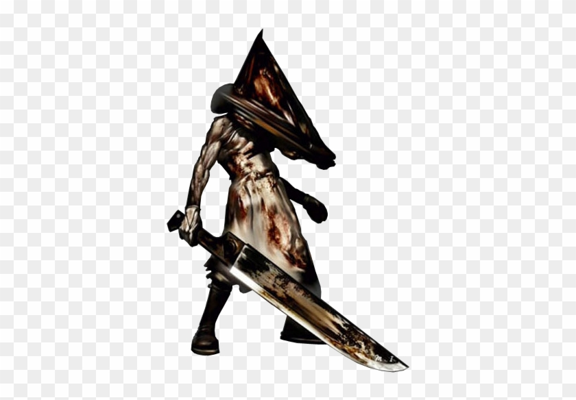 Pyramid Head Png Silent Hill Pyramid Head Png Transparent Png