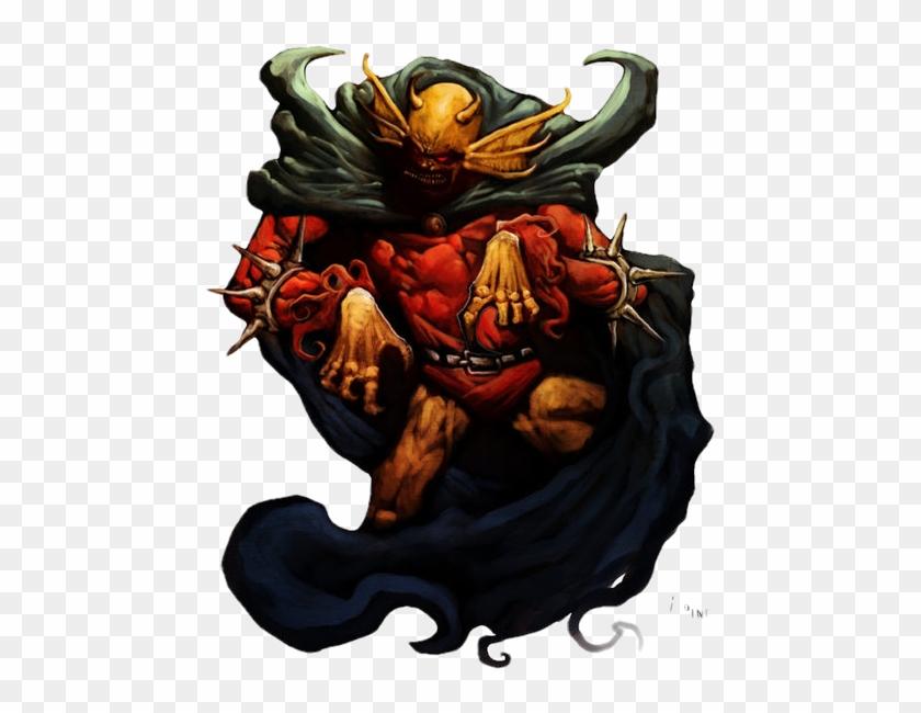 Item Specifics - Dark Marvel Characters, HD Png Download