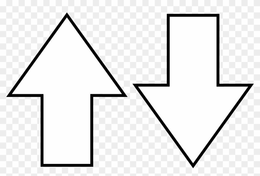 Arrow Symbols Line Art Arrow Up Arrow Down Hd Png Download 7112x4476 503917 Pngfind
