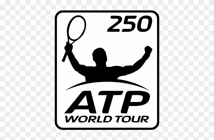 I Created Atp Logos For My Statboard So If Any Modder Atp World Tour 250 Series Hd Png Download 500x700 5018025 Pngfind