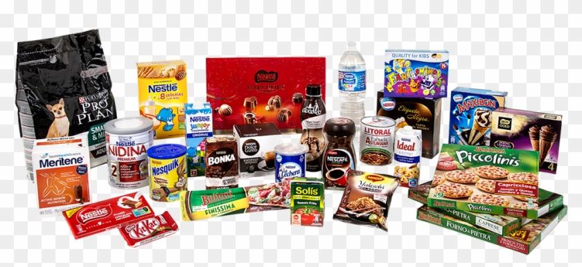 Productos Nestlé - Productos Nestle Png, Transparent Png - 1280x406