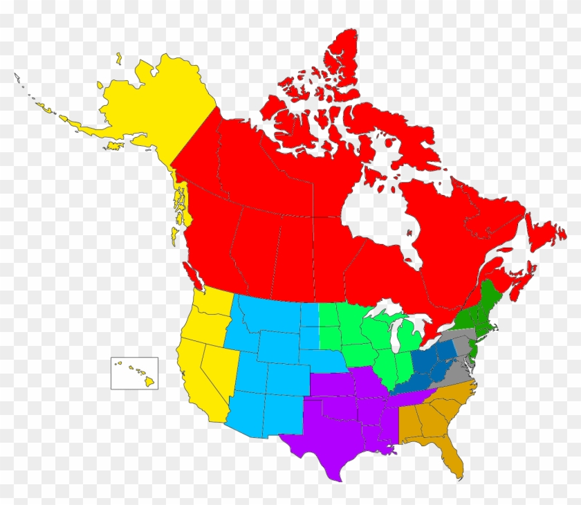How To Request A Training - Ashrae Climate Zone Map Canada, HD Png Ashrae Climate Zone Map on