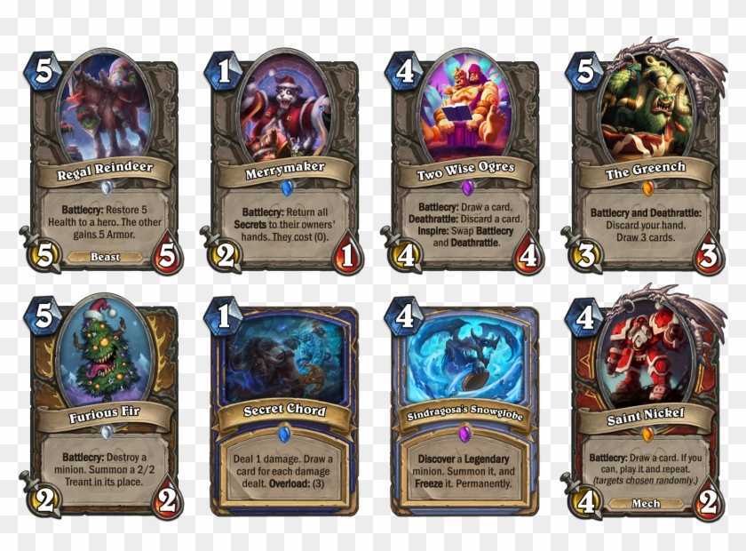 Carte Hearthstone.Customhearthstone Carte Hearthstone Fan Made Hd Png