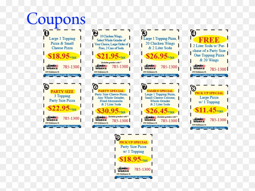 riders choice coupons