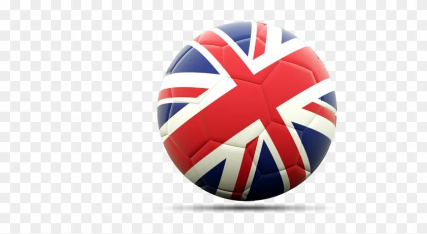Illustration Of Flag Of United Kingdom - Official Uk Top 40 Singles