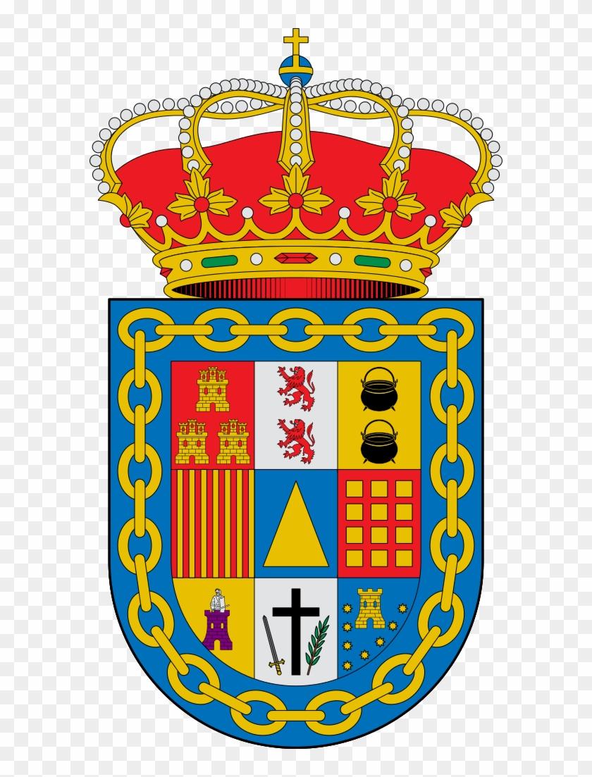 Buenache De Alarcón Family Crest, Coat Of Arms, Crests, - Spain, HD