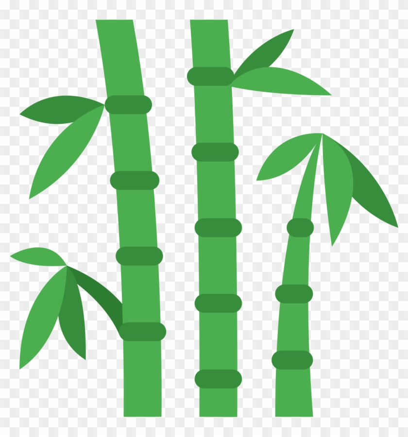 bamboo leaf png clipart - clip art bamboo tree, transparent png -  1600x1600(#516394) - pngfind  pngfind