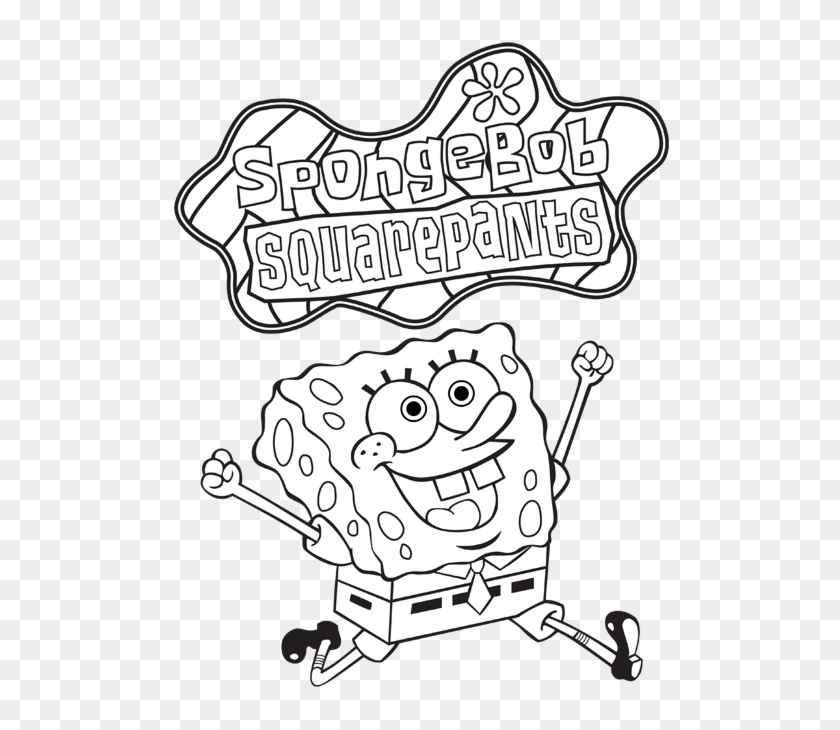 580 Spongebob Coloring Pages Hd For Free