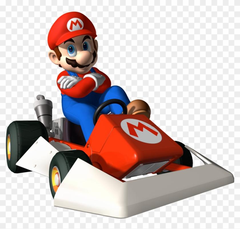 Mario kart. Clipart go ds png