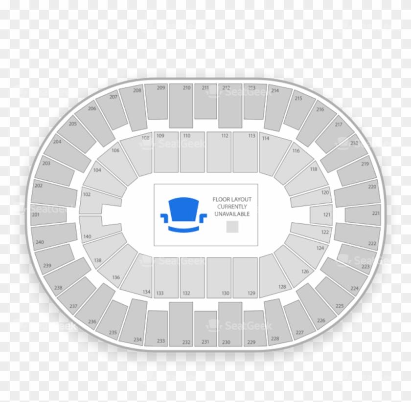 Charlotte Hornets Seating Chart Map Seatgeek - North Charleston