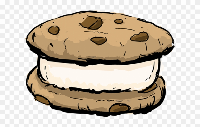 Ice Cream Sandwich Cartoon Hd Png Download 640x480 5129433 Pngfind