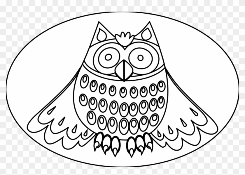 graphic regarding Printable Owl Pictures identified as Burrowing Owl Clipart Printable - Owl Coloring Snowy Owl