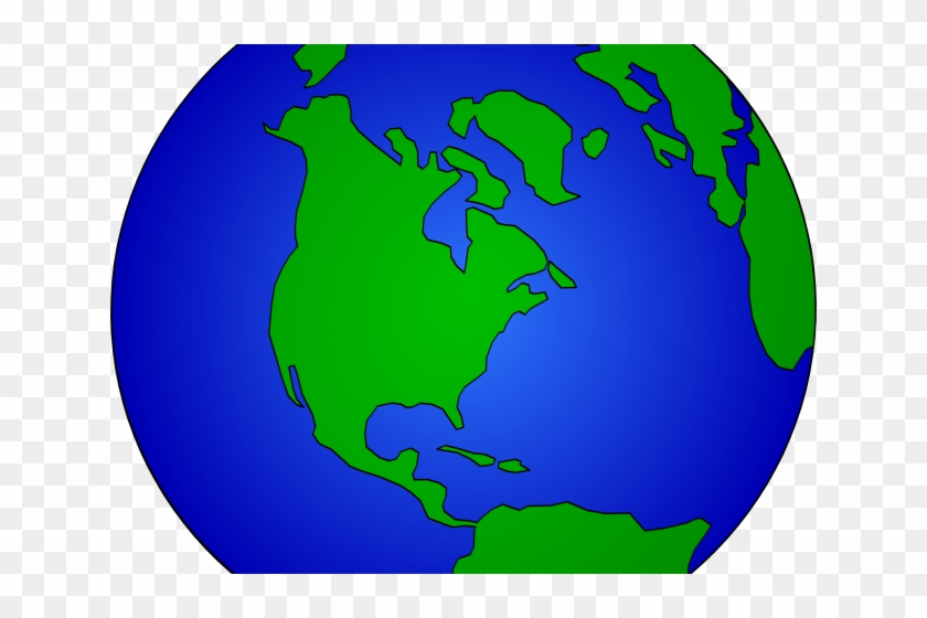 Wire Globe Cliparts Globe World Map Clipart Hd Png Download