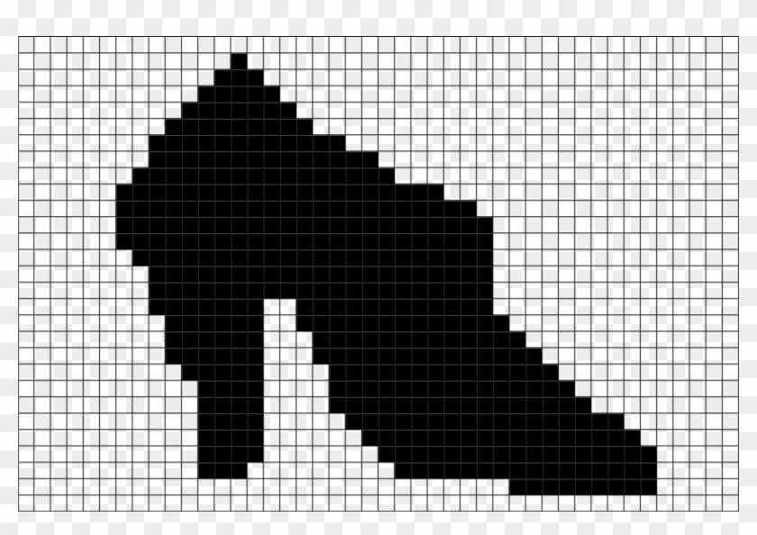 2 Download The Template Pixel Art Car Logo Hd Png Download