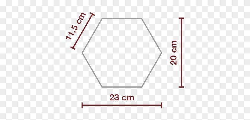 Hexagono Hidráulico Liso C Medidas Hexagono Hidráulico Regular