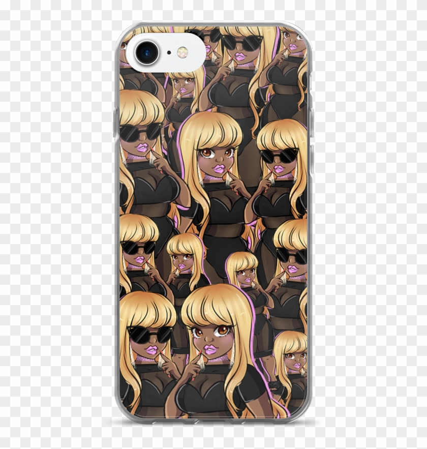 3d9a17b35b9 Cupcakke's Shady Iphone 7 - Cupcakke Phone Case, HD Png Download ...