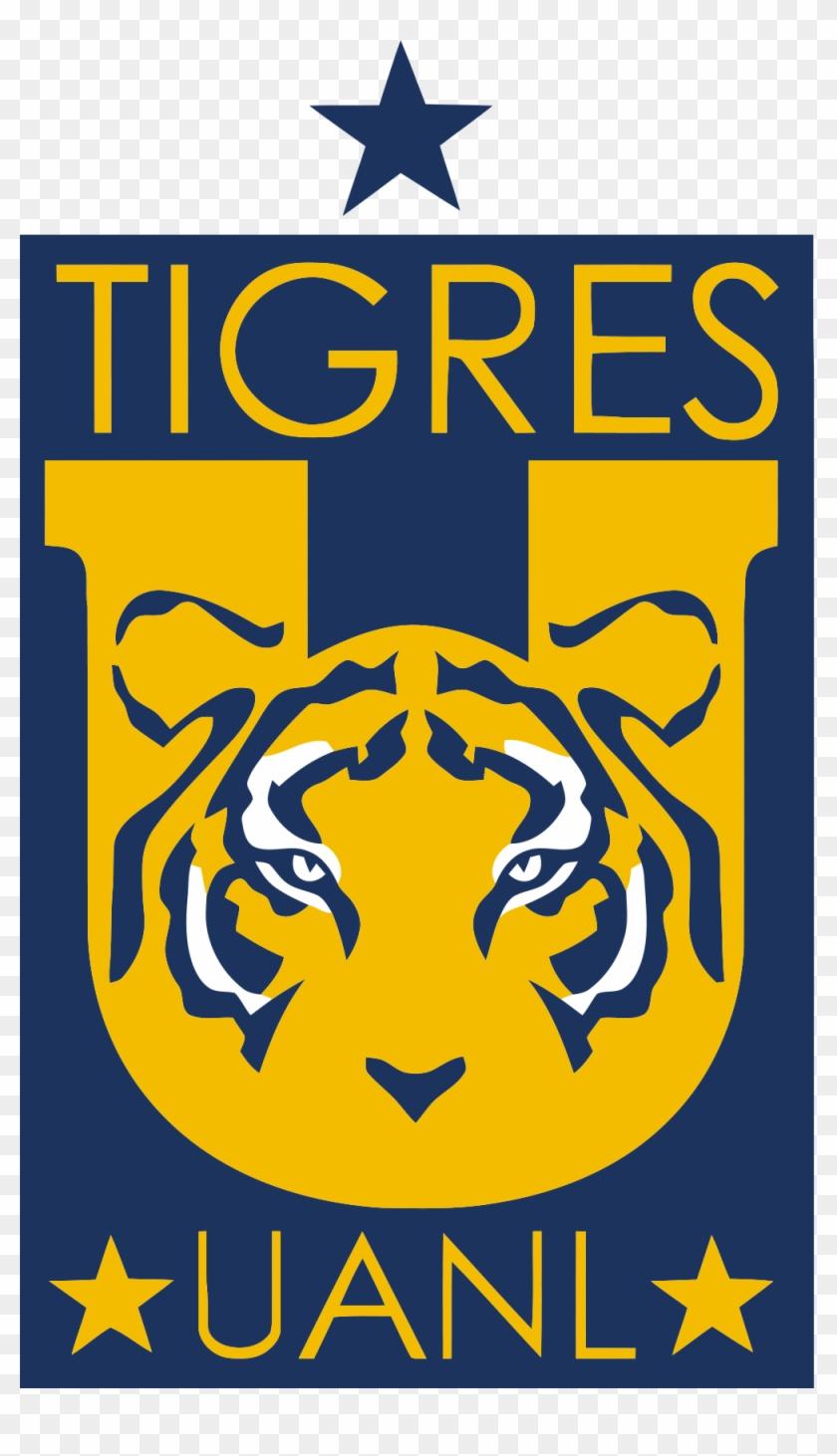 Tigres De Uanl Logo Tattoo Tiger112 Tigres Uanl Hd Png Download