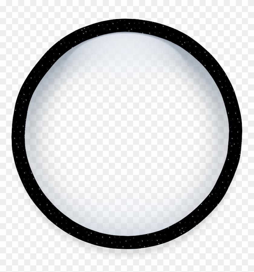 border circle png round #freetoedit #black #circle #frame #border #geometric