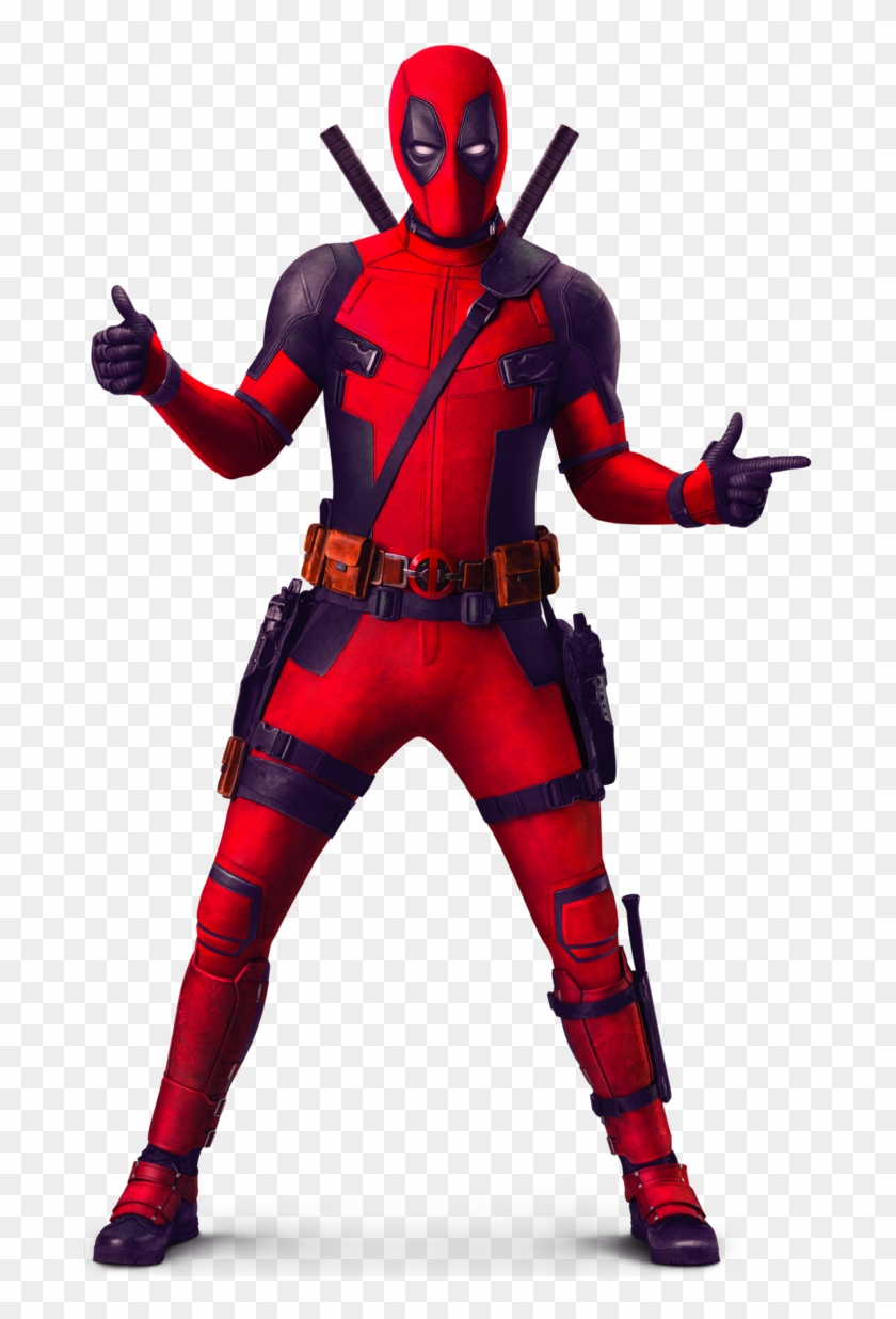Png Deadpool Deadpool 2 Full Body Transparent Png 690x1158
