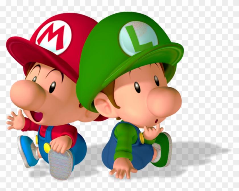 Mario Mario Luigi Pusat Hobi