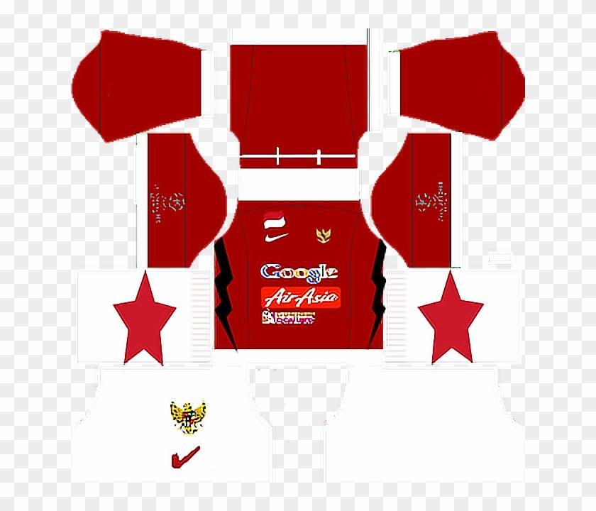 new style 7e666 790cb garuda - Dream League Soccer Man Utd Kit 2018, HD Png ...