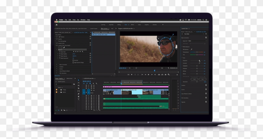 Adobe Premiere Pro Overview Cover - Video Editing Software