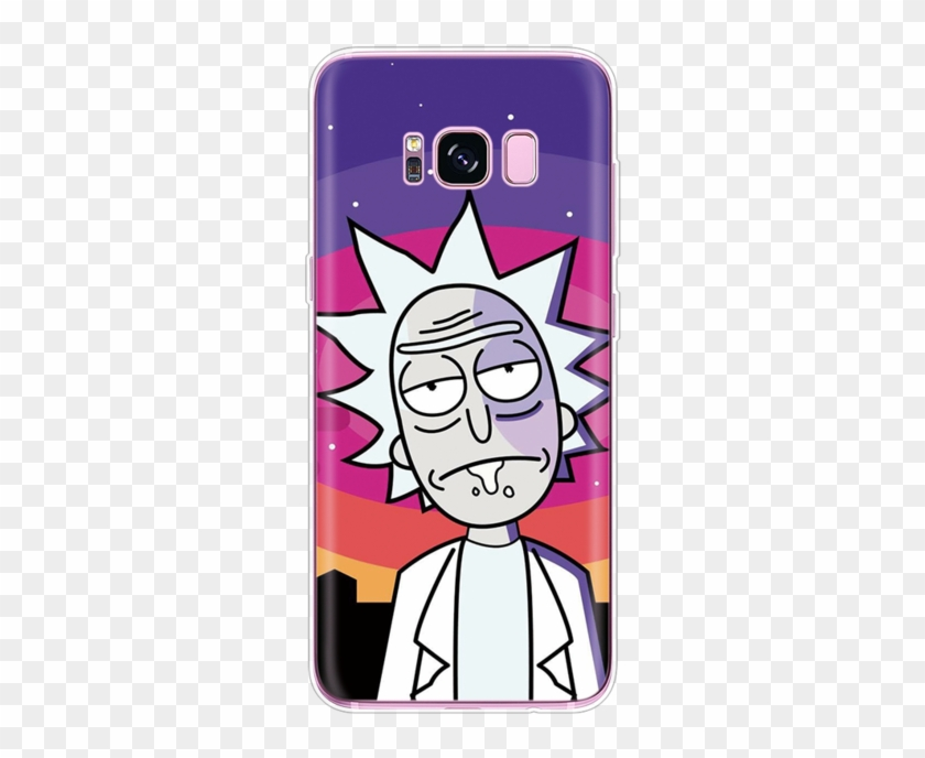 Rick And Morty Case For Samsung Galaxy J5 2017 J4 J6 Aesthetic Wallpapers Rick And Morty Hd Png Download 630x630 5213017 Pngfind