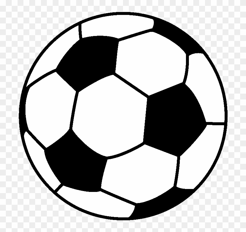Ball Transparent Background Soccer Ball Png Png Download 732x722 5216592 Pngfind