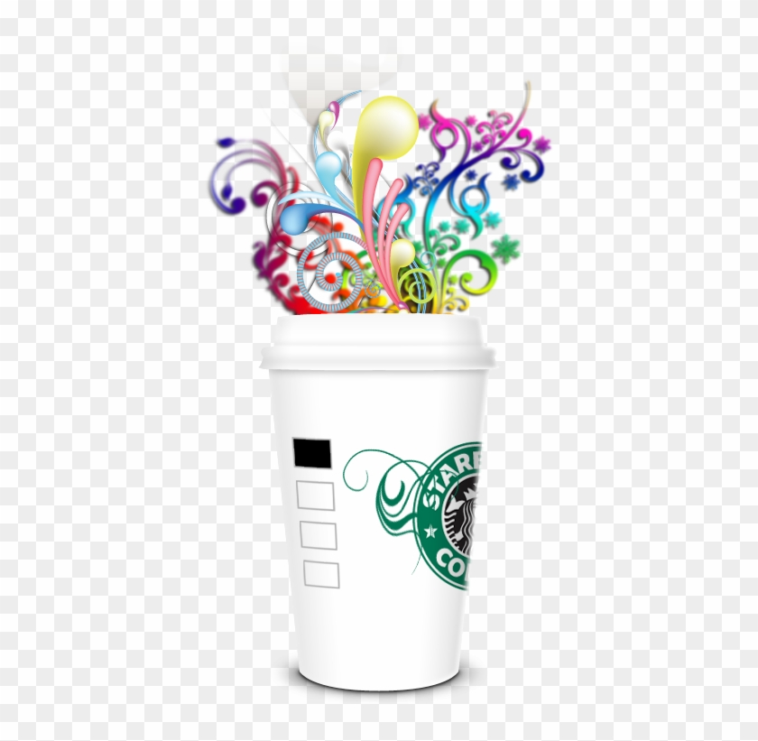Starbucks Frappuccino Drawing At Getdrawings Flowerpot Hd Png Download 686x780 5223248 Pngfind