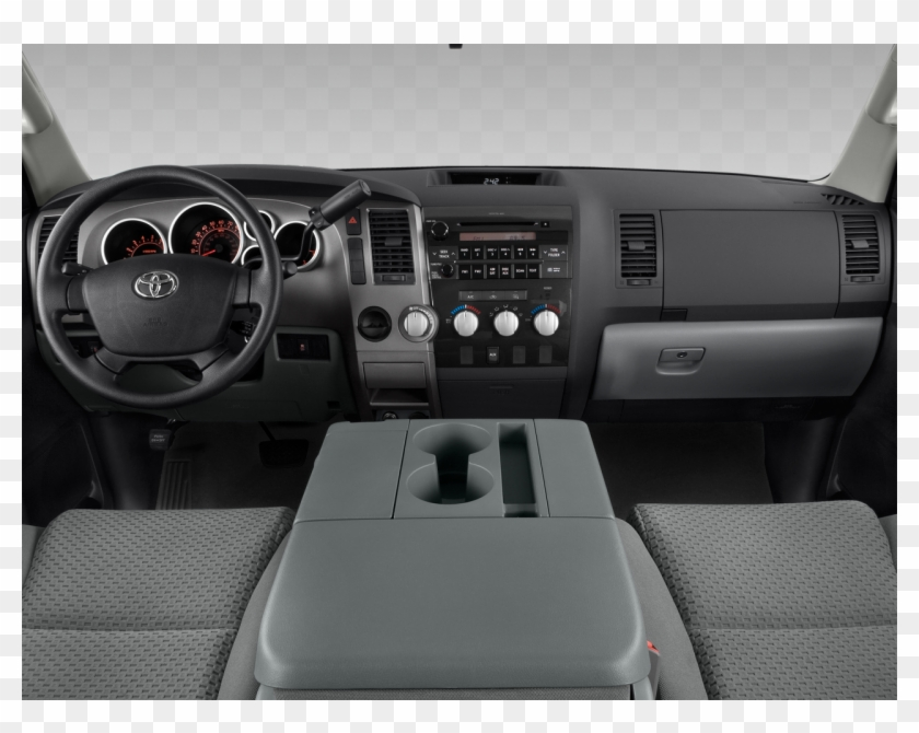 72 - - 2012 Toyota Tundra Interior, HD Png Download