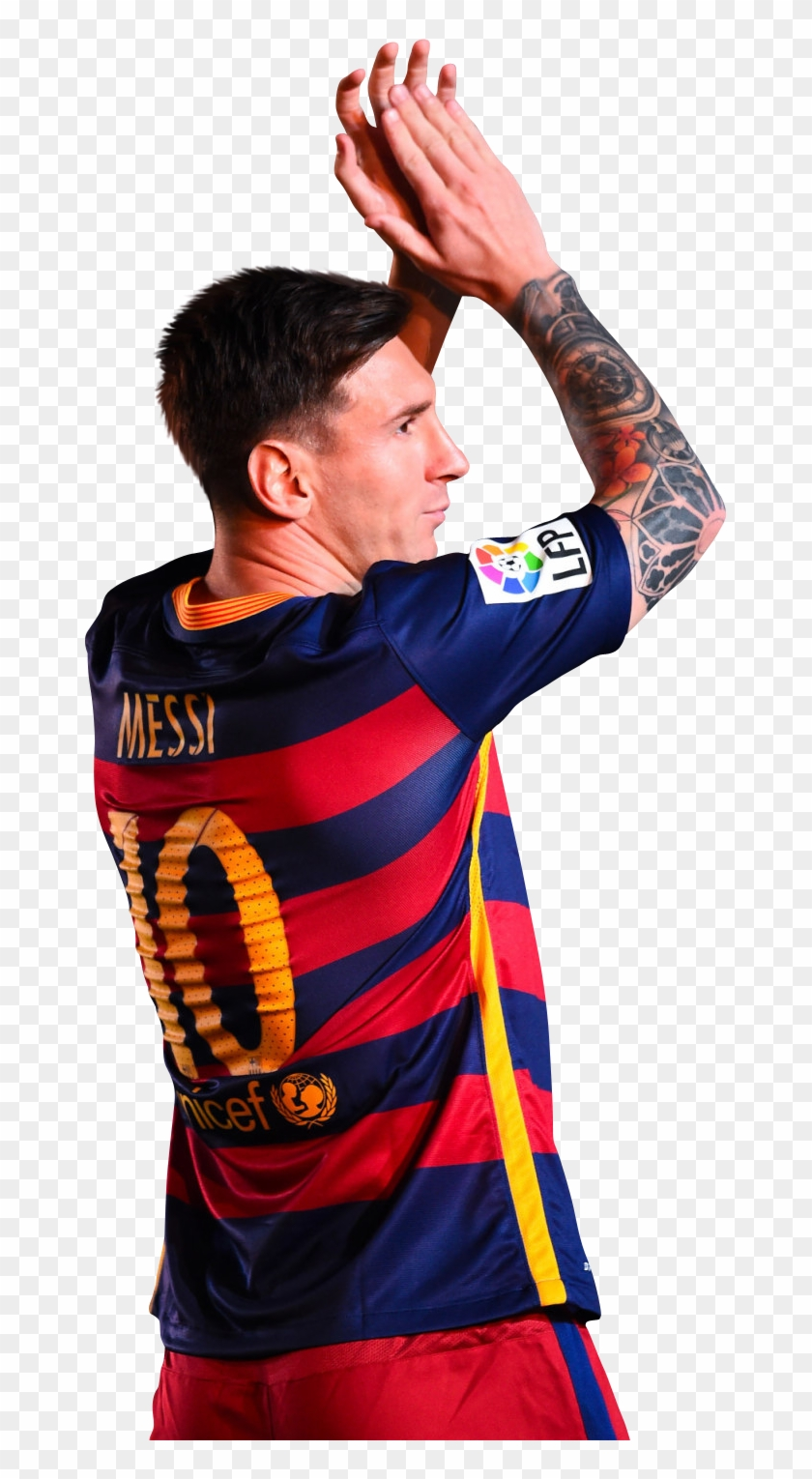 Vivelesrenders - Lionel Messi 2016 Hd, HD Png Download