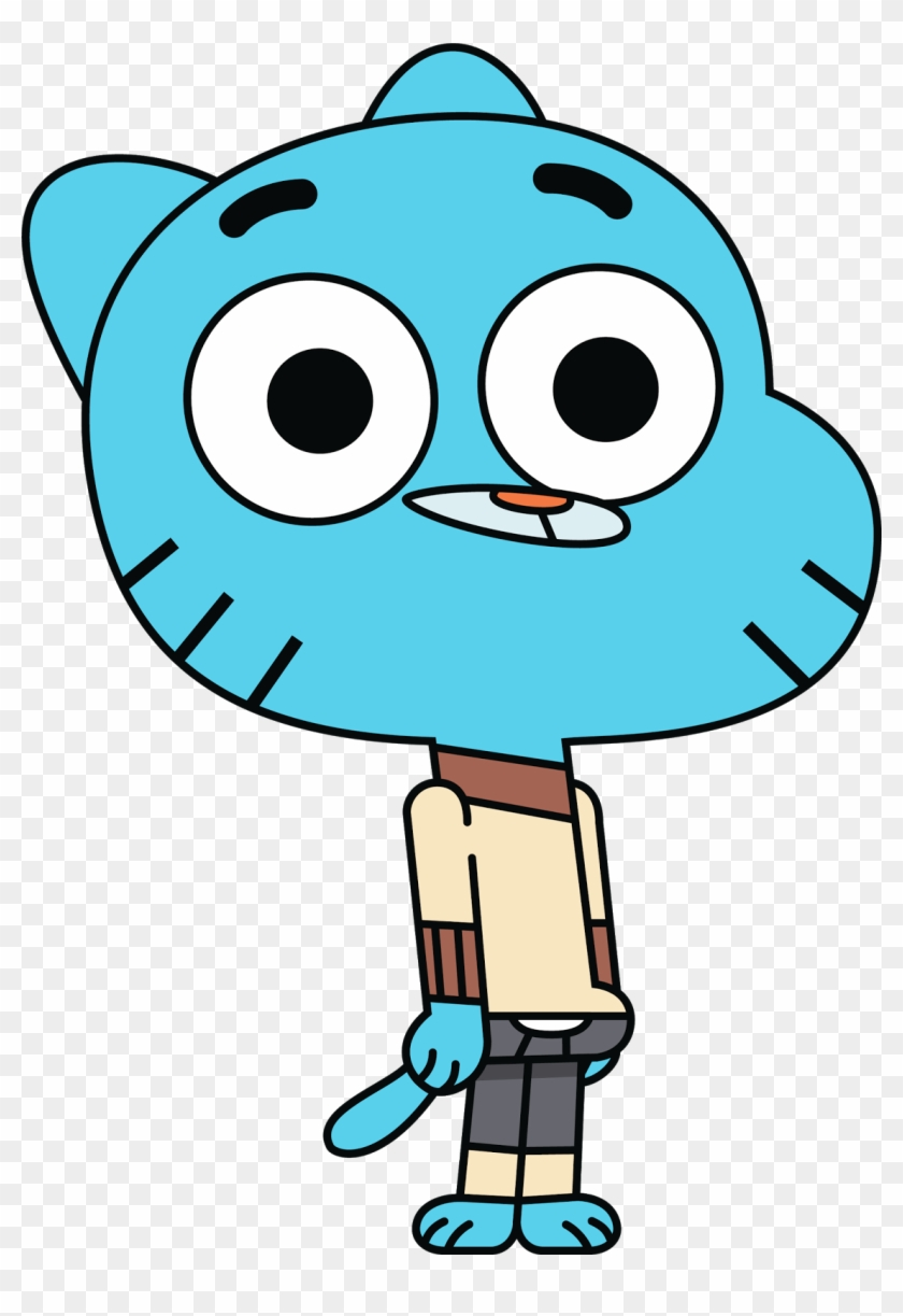 The Amazing World Of Gumball Cartoon Characters Amazing World Of