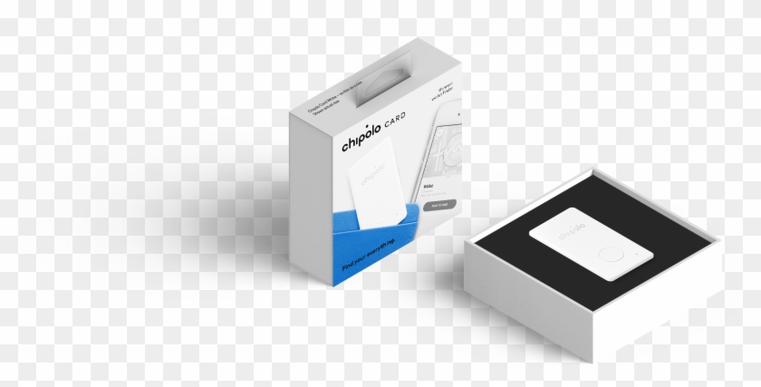 Chipolo Card Bluetooth Item Finder Silo Lost Wallet - Chipolo Card