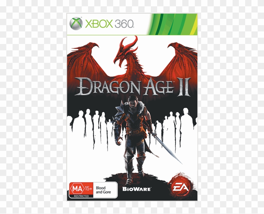 Dragon Age Ii Xbox 360, HD Png Download - 600x600(#5270144