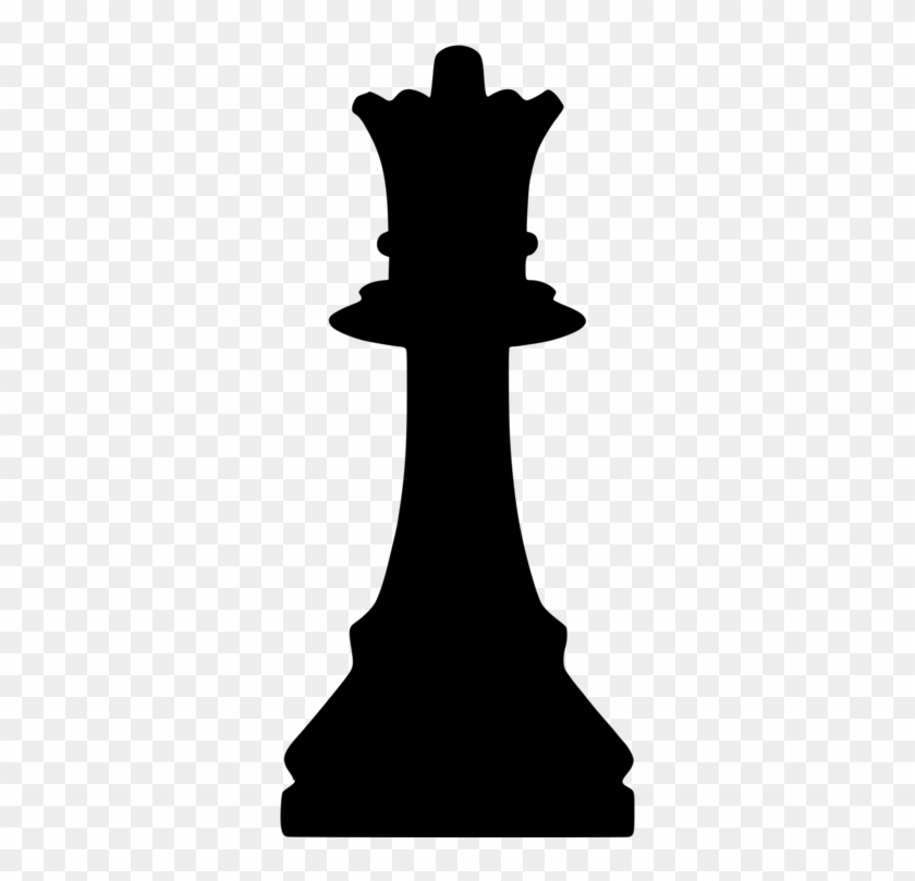 Chess Piece Queen Bishop King - Queen Chess Piece Clipart