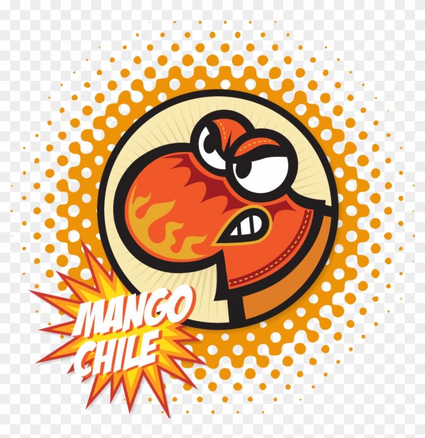 Nestle Wonka Nerds Guava & Mango Chile , Png - Emoji De Whatsapp