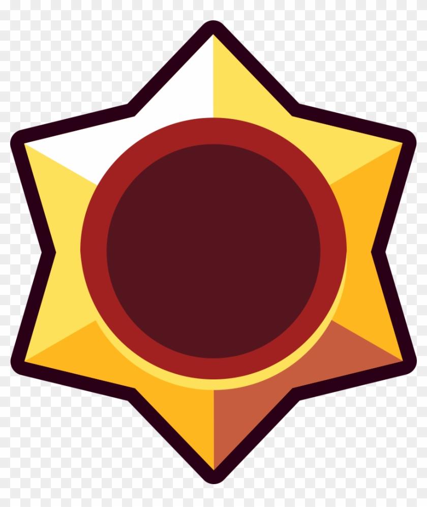 Image - Brawl Stars Bounty Star, HD Png Download - 870x992