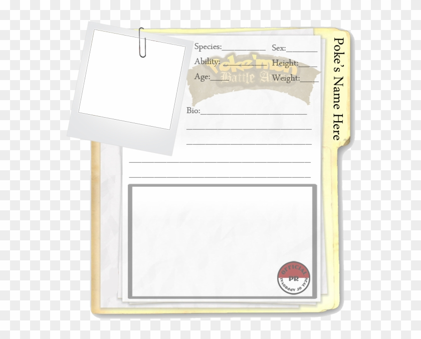 picture about Pokemon Card Printable referred to as Pokemon Card Template Printable 155349 - Envelope, High definition Png