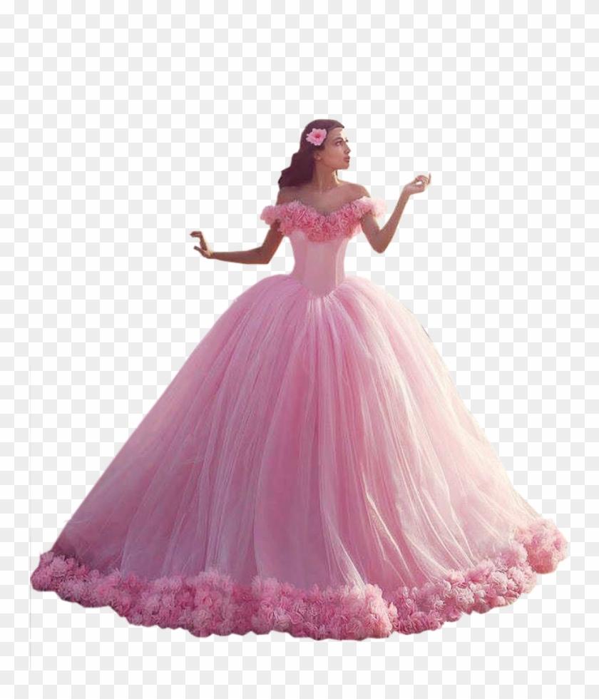 Pink Paint Png - Prinzessin Kleid Rosa Damen, Transparent ...