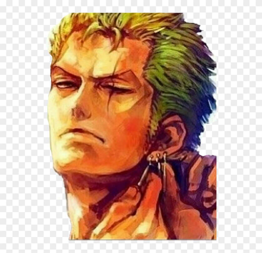 Roronoa Zoro One Piece Zoro Wallpaper Hd Hd Png Download 699x873 5320332 Pngfind