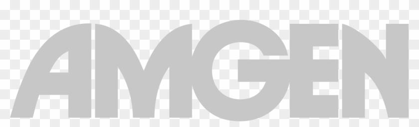 Amgen - Amgen White Transparent Png Logo, Png Download