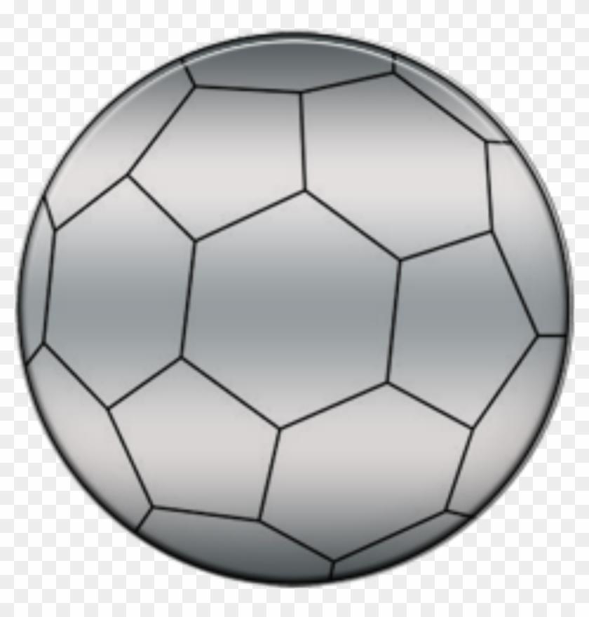 Balon De Futbol Para Colorear Png Download Balon De
