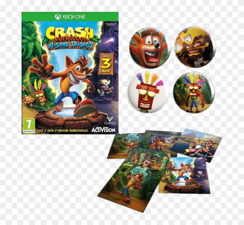 Crash Bandicoot Xbox One, HD Png Download - 700x700(#5338904