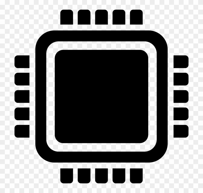cpu processor computer technology circuit hardware processor vector png transparent png 720x720 5344699 pngfind processor vector png transparent png