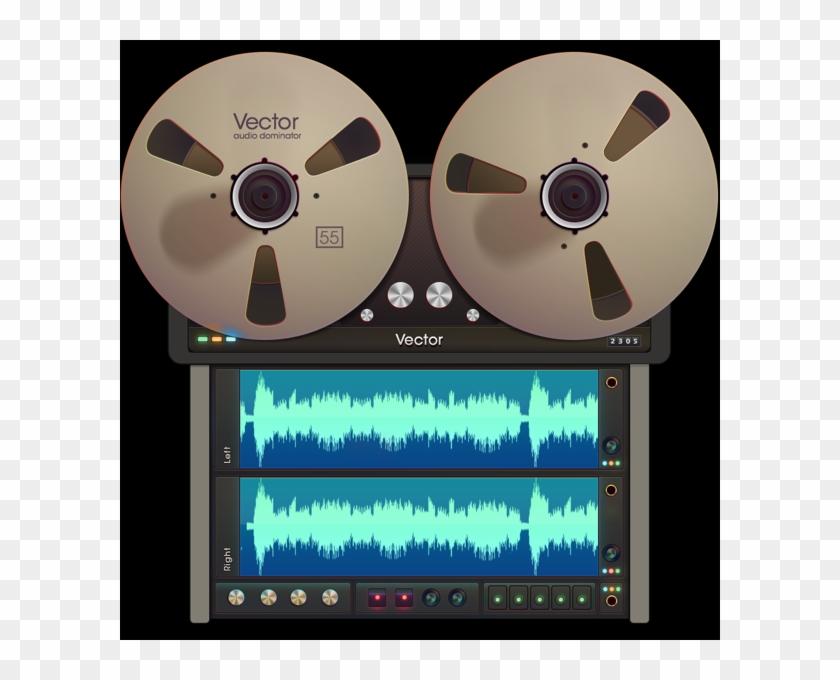 Vector Recording Audio Vector Png Transparent Png 600x600 5348221 Pngfind