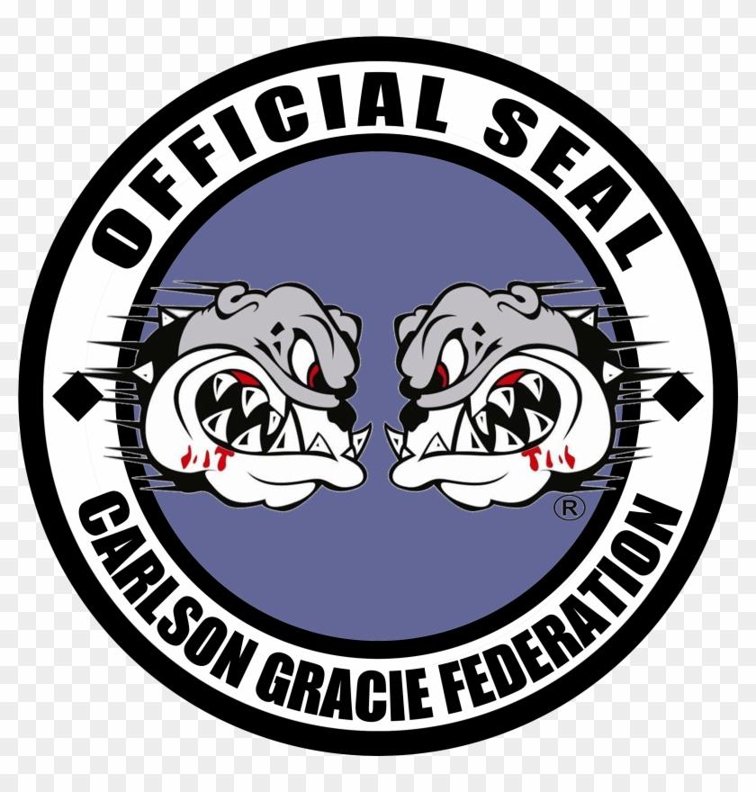 Cg Seal - Carlson Gracie Jiu Jitsu, HD Png Download